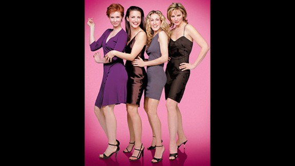 "Hold on to your cosmos. The first episode of ""Sex and the City"" premiered on June 6, 1998. Can you believe it"