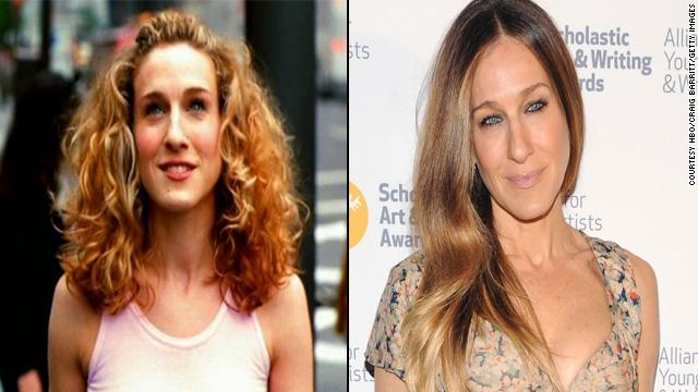 "Sarah Jessica parker starred as Carrie Bradshaw in ""Sex and the City."""