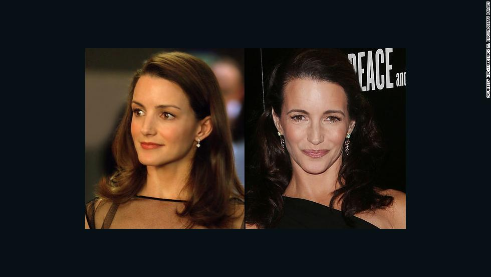 "Charlotte York Goldenblatt was the epitome of the good girl - who could go slightly bad when she had to. Actress Kristin Davis adopted a daughter in 2011 and in 2016 appeared in the TV movie ""A Heavenly Christmas."""