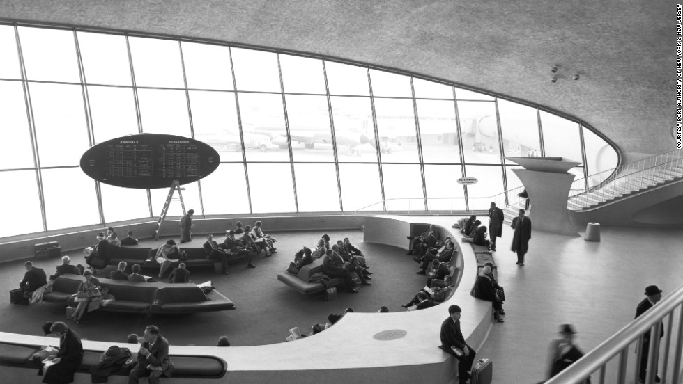From an aesthetic point of view, the former TWA terminal remains a beautiful and inspiring building.