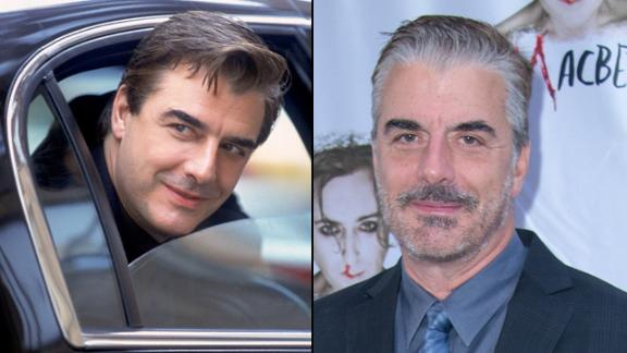 """Swoon! We all loved to love and hate Mr. Big for how he treated Carrie. Actor Chris Noth also made a name for himself via the """"Law & Order"""" franchise, where he played Detective Mike Logan on both the original series and the spinoff """"Law & Order: Criminal Intent."""" He most recently starred  in CBS"""
