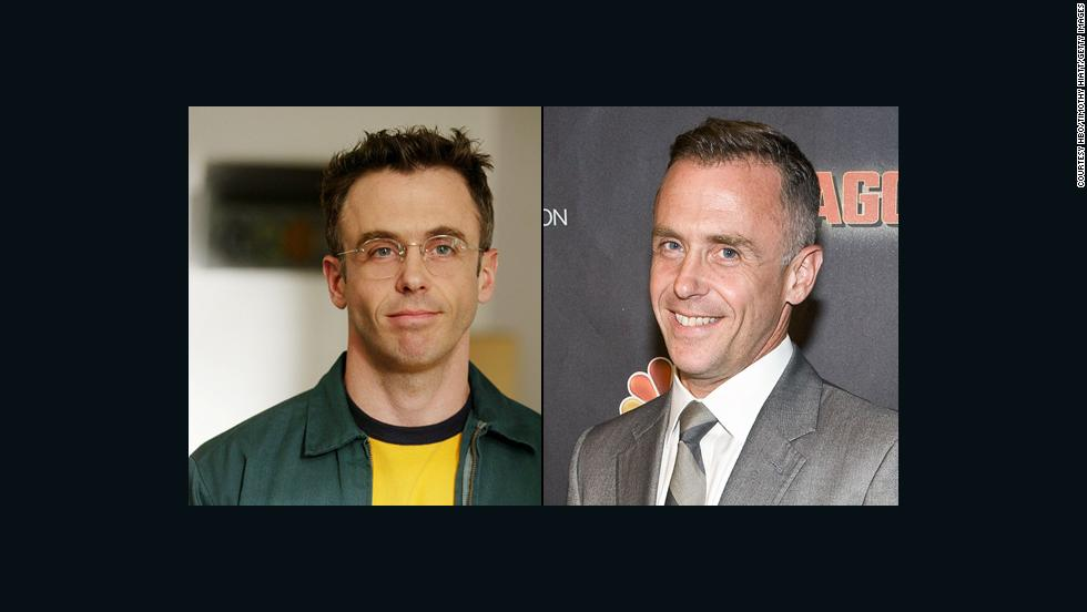 "David Eigenberg's Steve Brady tried so hard as Miranda's love interest and father of her baby. Most recently he's appeared as Christopher Herrmann on NBC's ""Chicago Fire."""