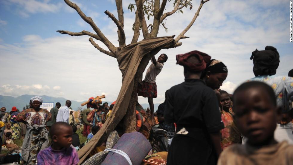 Toppmote om kongo kinshasa