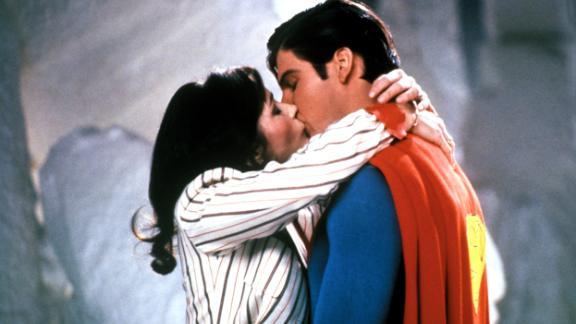 SUPERMAN II, Margot Kidder, Christopher Reeve, 1980, (c) Warner Brothers/courtesy Everett Collection