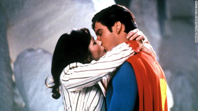SUPERMAN II, Margot Kidder, Christopher Reeve, 1980, (c) Warner Brothers/courtesy Everett Collection