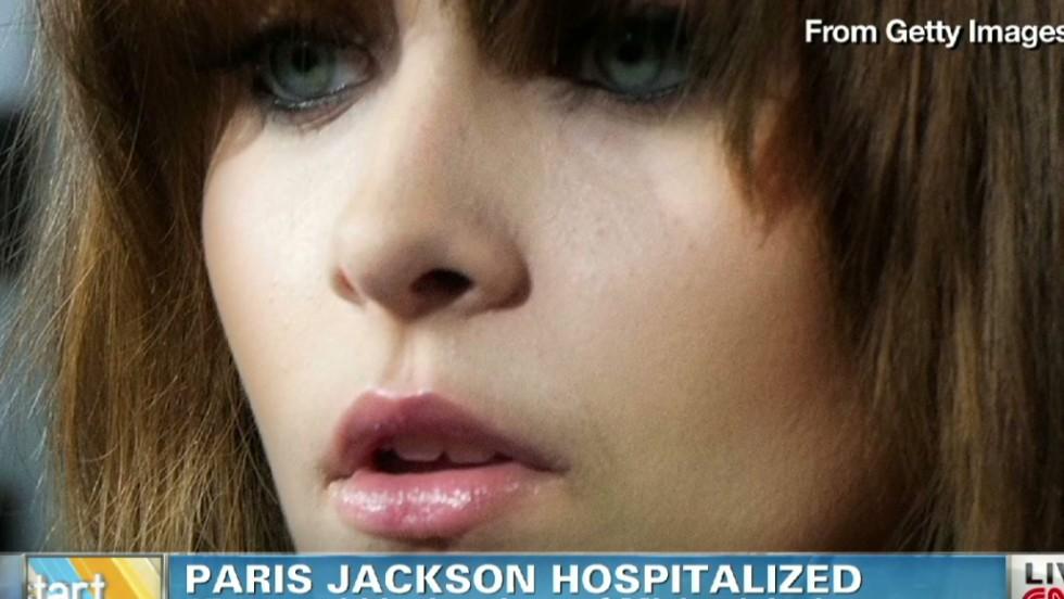 Paris Jackson Hospitalized Cnn Video