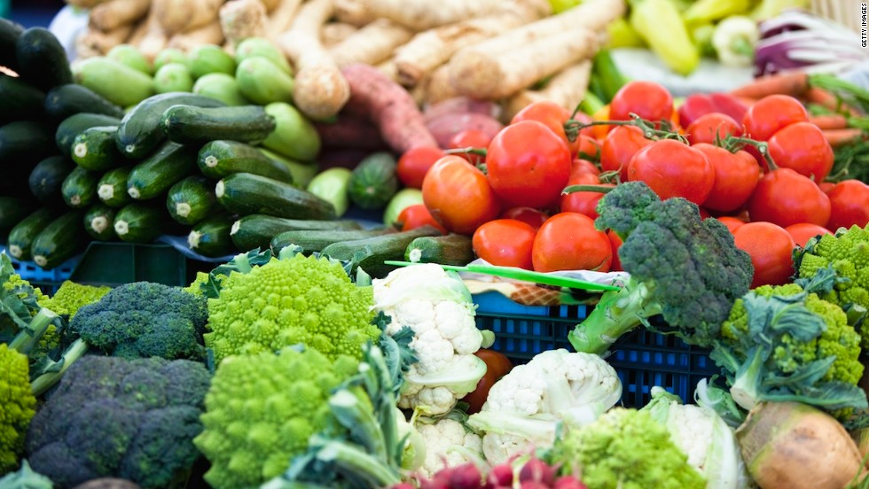Meat isn't the only culprit when it comes to food-related illnesses. Vegetables, fruits and nuts can also carry harmful bacteria.