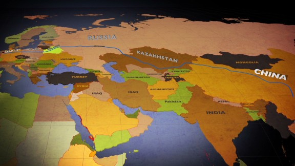 The new Silk Road?