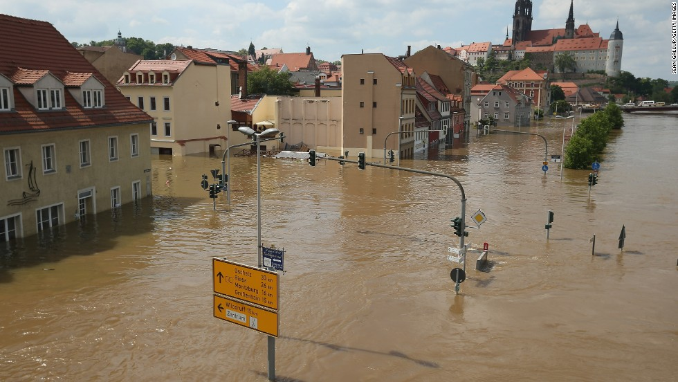 flood deutsch