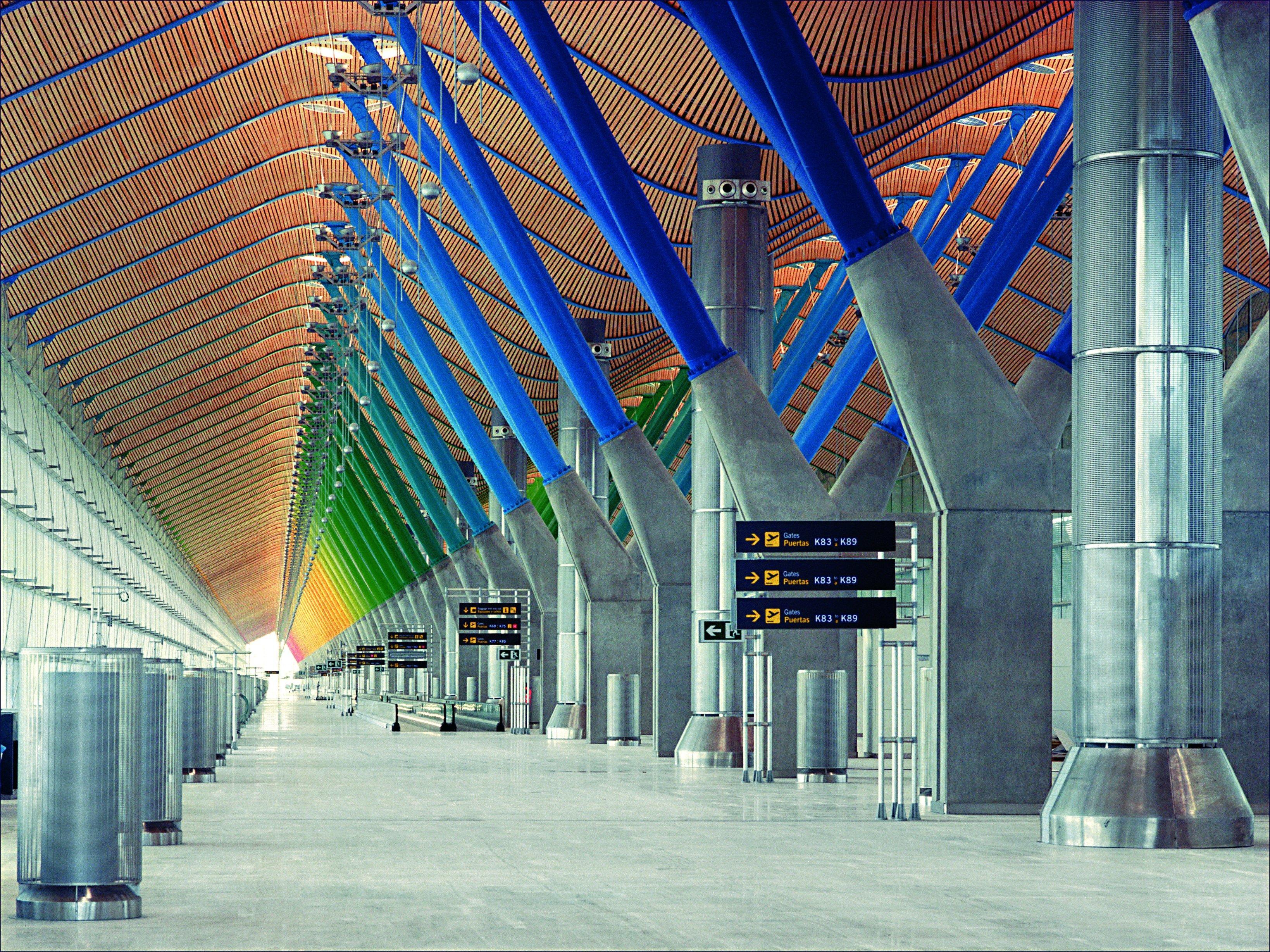 Columns airport property