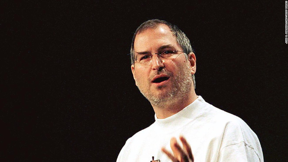 Steve Jobs, then Apple's interim CEO, gave the keynote address in May 1999 at the WWDC, typically a launching pad for products. That year Jobs announced a new Powerbook computer.