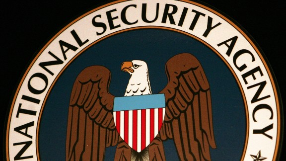 Shield of the National Security Agency of the United States government