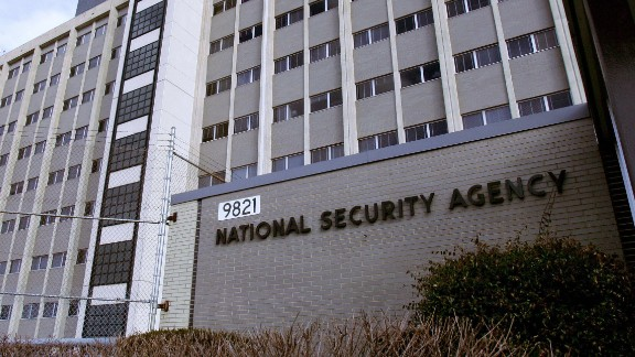 Fort Meade, UNITED STATES: (FILES): This 25 January 2006 file photo shows the National Security Agency (NSA) in the Washington suburb of Fort Meade, Maryland, where US President George W. Bush delivered a speech behind closed doors and met with employees in advance of Senate hearings on the much-criticized domestic surveillance. The US National Security Agency has assembled the world