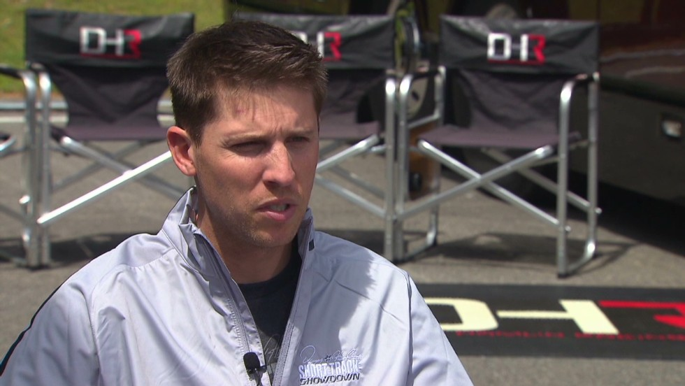 Impact Your World: Denny Hamlin