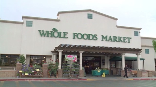 Whole Foods workers say they were suspended for speaking Spanish.