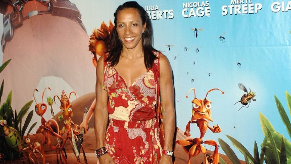 """""""The Ant Bully"""" was another animated film about bugs that came out in the 2000s. Dame Kelly Holmes is shown here attending the London premiere. This is the same year that the band Cicada released their self-titled album, which includes a song called """"Cicadas."""" The song features -- you guessed it -- cicada sounds."""
