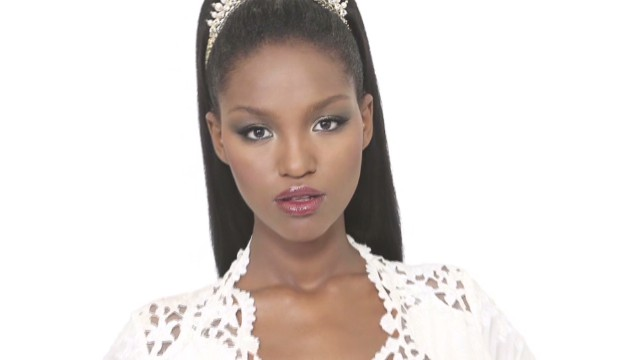 Israel's African-born beauty queen