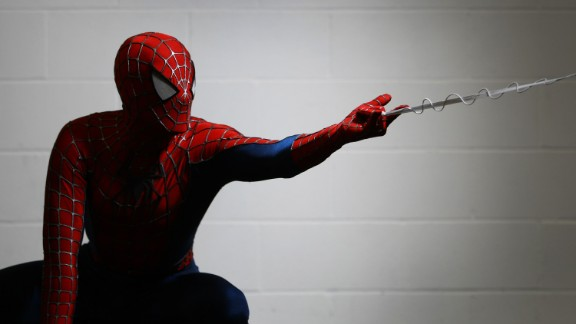 """The first """"Spider-Man"""" movie of the Tobey Maguire era came out in 2002. The Charlotte Hornets were also dissolved that year."""