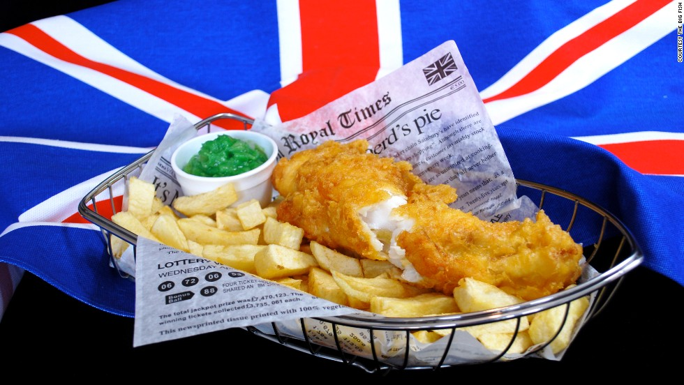 Britains Best Fish And Chip Shops