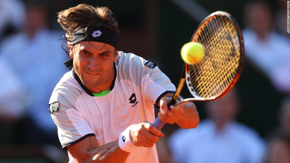 Ferrer returns to Tsonga on June 7.