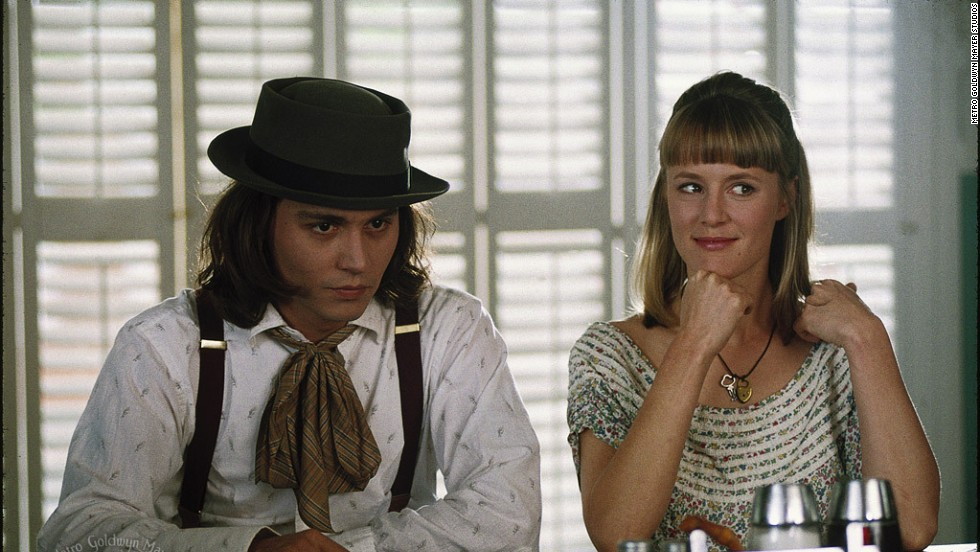 "In 1993, Depp and Mary Stuart Masterson starred in the quirky romantic comedy, ""Benny and Joon"""
