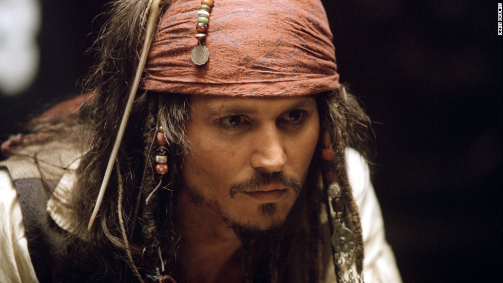 "Pirates made a major comeback with the ""Pirates of the Caribbean"" movies and that interest hasn't waned much."