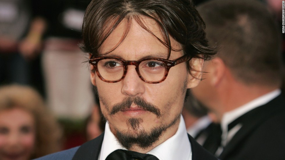 "One year later in 2005, Depp was nominated for best actor again, this time for his work in ""Finding Neverland."""