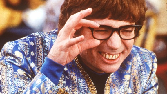 """Mike Myers in """"Austin Powers: The Spy Who Shagged Me."""""""