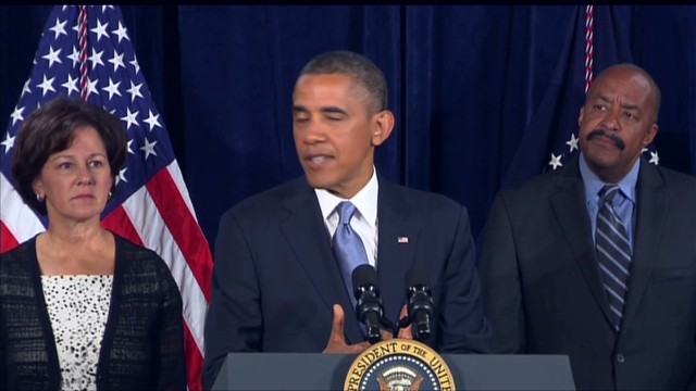 President Obama defends NSA surveillance