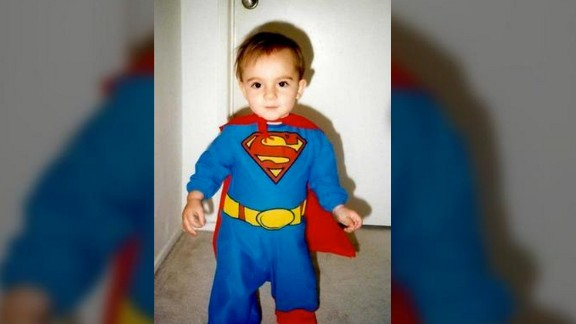 Lawrence Monaco is such a Superman fan that he named his son Kal-El (Superman