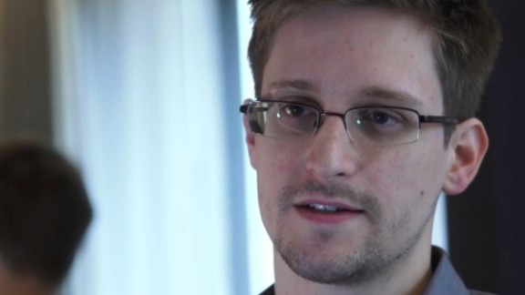 "Former intelligence worker Edward Snowden revealed himself as the source of documents outlining a massive effort by the NSA to track cell phone calls and monitor the e-mail and Internet traffic of virtually all Americans. He says he just wanted the public to know what the government was doing. ""Even if you're not doing anything wrong, you're being watched and recorded,"" he said. Snowden has been granted temporary asylum in Russia after initially fleeing to Hong Kong. He has been charged with three felony counts, including violations of the U.S. Espionage Act, over the leaks."