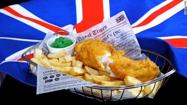 Britain's best fish and chip shops | CNN Travel