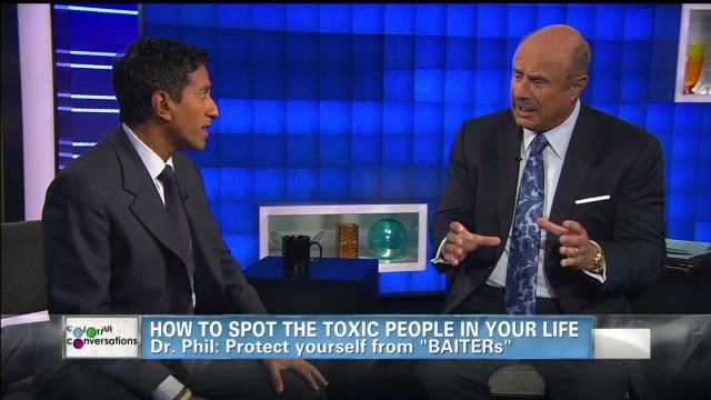 Dr phil life code baiters