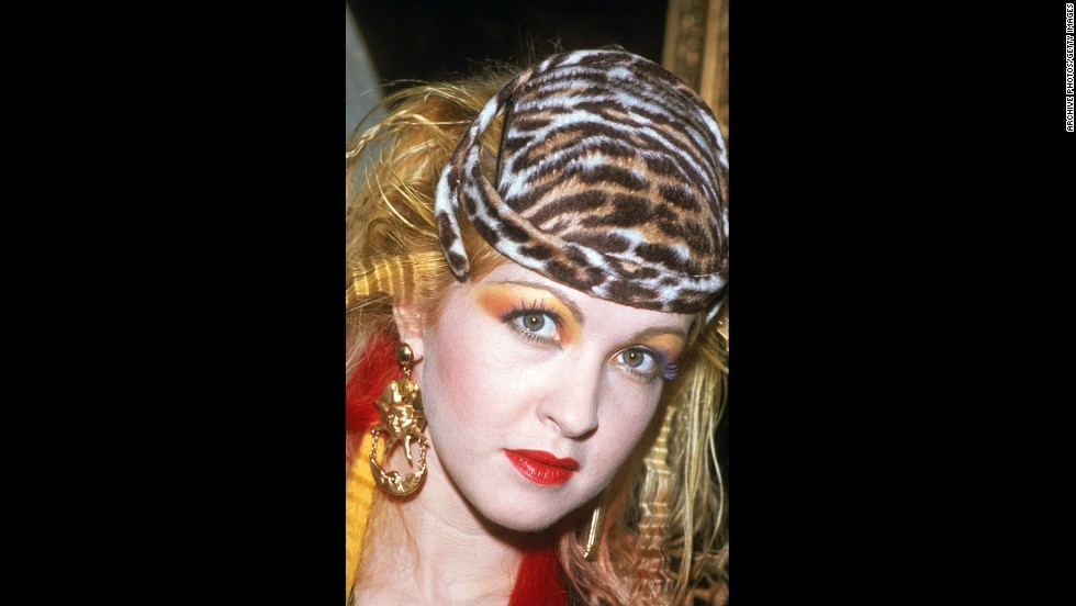 "Nothing said the 1980s like Lauper, her hit singles, unique fashion and music videos. This year marks the 30th anniversary of ""Girls Just Wanna Have Fun"" but these days she is as busy as ever."