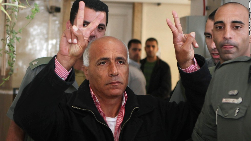 "<a href=""http://www.cnn.com/2010/WORLD/meast/05/23/israel.vanunu.jailed/index.html"">Mordechai Vanunu</a>, who worked as a technician at Israel's nuclear research facility, leaked information to a British newspaper and led nuclear arms analysts to conclude that Israel possessed a stockpile of nuclear weapons. Israel has neither confirmed nor denied its weapons program. An Israeli court convicted Vanunu in 1986 after Israeli intelligence agents captured him in Italy. He was sentenced to 18 years in prison. Since his release in 2004, he has been arrested on a number of occasions for violating terms of his parole."