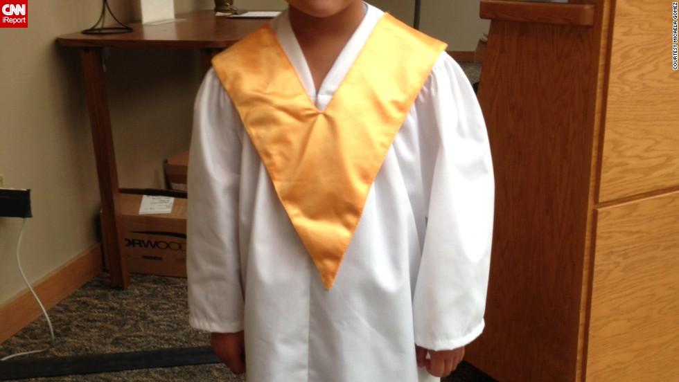 how preschoolers celebrate graduation cnn