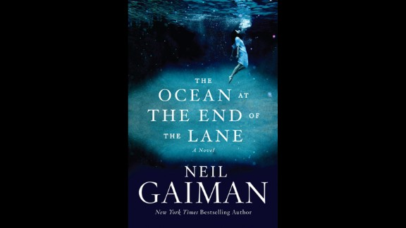 "No. 4: Neil Gaiman has done it again. With ""The Ocean at the End of the Lane,"" this fan-favorite author has created a bone-chilling world of mysterious supernatural events intricate enough for adult readers to sink their teeth into."