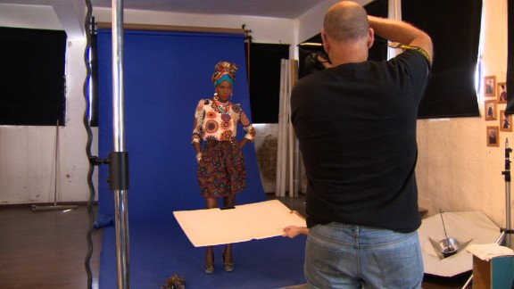 Aynaw, who also goes by the nickname Titi, hopes that her title will help her carve out a successful career in fashion.