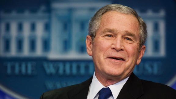 The polarizing 43rd U.S. president topped the list. The busiest period of editing was in the days before Bush
