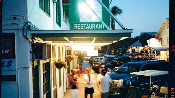Boca Grande on the Gulf of Mexico is a real slice of Old Florida