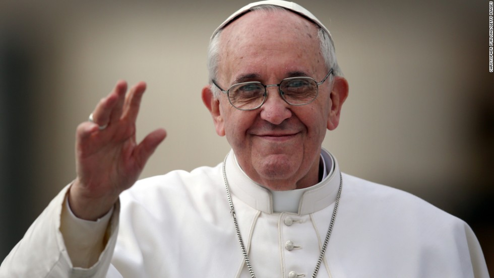"""We all chat in church,"" Pope Francis said in May. But gossip is like honey, he cautioned. It tastes great at first, but too much causes a stomach ache."