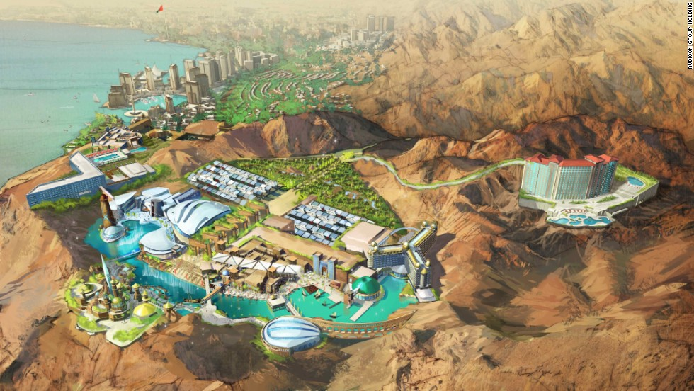 Jordan, meanwhile, is hoping to corner the geek market with the Red Sea Astrarium, a $1 billion, 184-acre resort that is partially dedicated to Star Trek. The sci-fi portion of the park will feature a space-flight adventure.