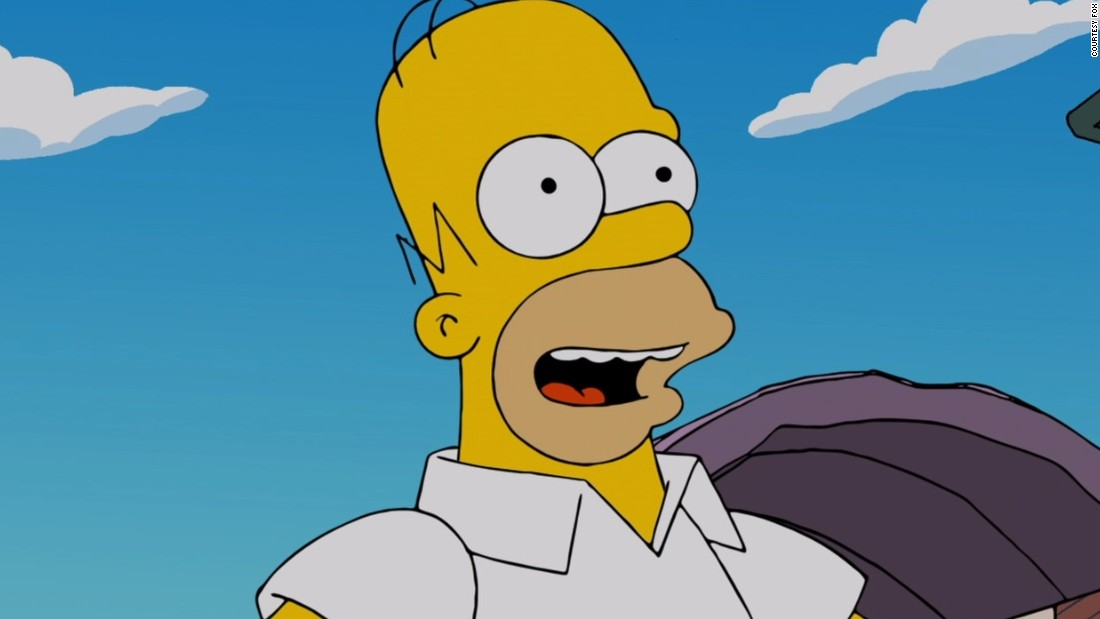 Why Homer Simpson probably has a small brain, according to science