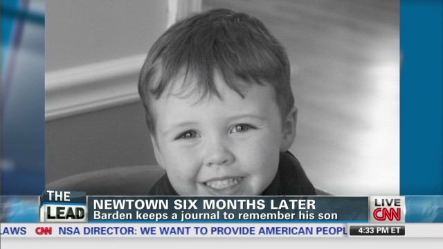 Newtown victim's father remembers son