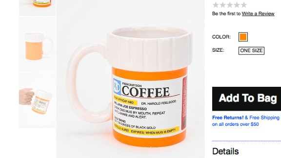 Urban Outfitters says they will be discontinuing products with prescription-related styles.