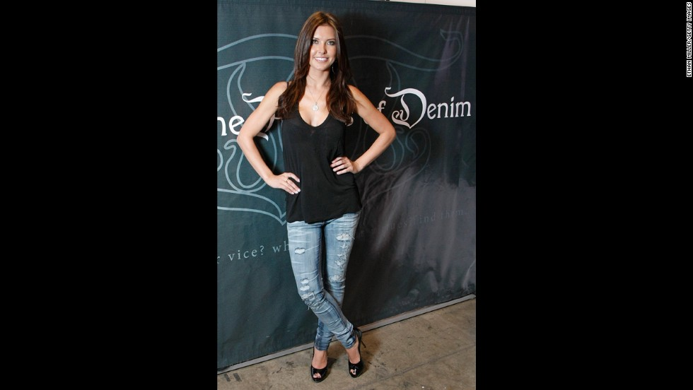 "Audrina Patridge was out of town on February 22, 2009, when her house was robbed. The ""Hills"" star had left a door unlocked and her home alarm off. The Bling Ring, caught on surveillance camera, made off with her jewelry, sunglasses, purses, passport, laptop computer and custom-fit jeans."
