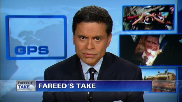 Fareed's Take: U.S. arming Syrian rebels
