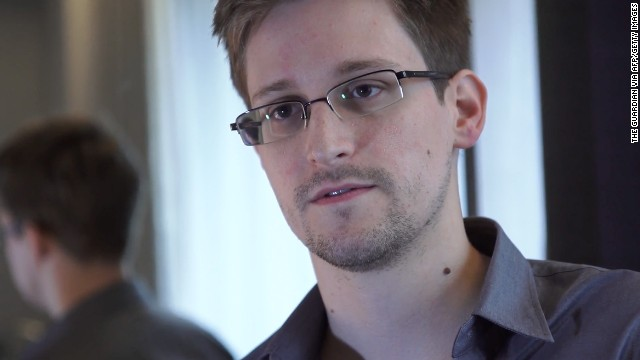 Edward Snowden breaks his silence