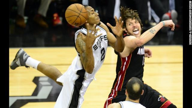 Photos: Game 5 of the NBA Finals