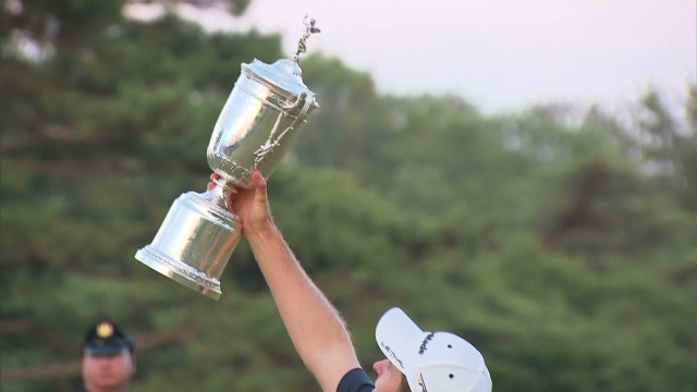 Rose bests Mickelson in U.S. Open